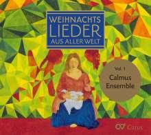 Weihnachtslieder aus aller Welt Vol.1, CD