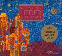 Weihnachtslieder aus aller Welt Vol.2, CD