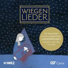 Wiegenlieder (Box), 3 CDs