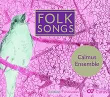 Calmus Ensemble - Folk Songs, CD