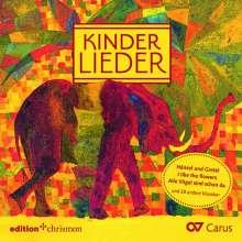 Kinderlieder Vol. 4 - Exklusive Kinderliedersammlung, CD