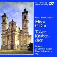 Franz Xaver Schnizer (1740-1785): Missa C-dur, CD