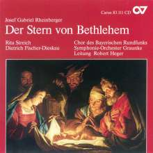 Josef Rheinberger (1839-1901): Der Stern von Bethlehem op.164, CD