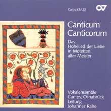 Vokalensemble Cantos Osnabrück, CD