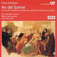 Franz Schubert (1797-1828): Geistliche Chorwerke, CD