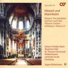Ignaz Holzbauer (1711-1783): Missa in C, CD