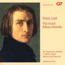 Franz Liszt (1811-1886): Via Crucis, CD