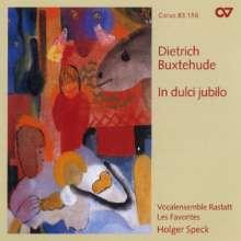 Dieterich Buxtehude (1637-1707): Kantaten, CD