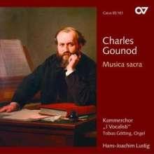 Charles Gounod (1818-1893): Musica Sacra, CD