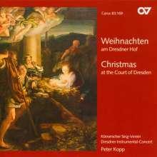 Weihnachten am Dresdner Hof, CD