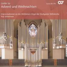 Improvisationen zu Advent & Weihnachten, CD
