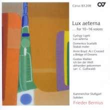 Kammerchor Stuttgart - Lux Aeterna, CD