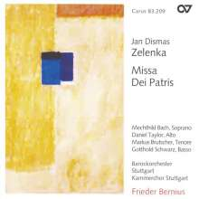 Jan Dismas Zelenka (1679-1745): Missa Dei Patris ZWV 19, CD