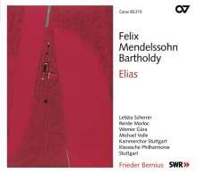 Felix Mendelssohn Bartholdy (1809-1847): Geistliche Chorwerke Vol.12 (Elias), 2 Super Audio CDs