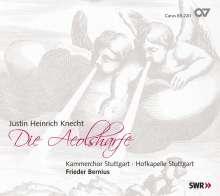 Justin Heinrich Knecht (1752-1817): Die Äolsharfe (Oper in 4 Akten), 3 CDs