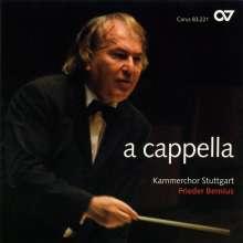 Kammerchor Stuttgart - A Cappella, CD