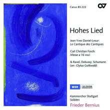Missa a 16 voci, CD