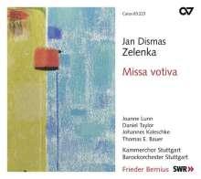 Jan Dismas Zelenka (1679-1745): Missa Votiva ZWV 18, CD