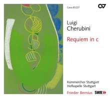 Luigi Cherubini (1760-1842): Requiem c-moll, SACD