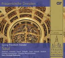 Georg Friedrich Händel (1685-1759): Saul, 3 Super Audio CDs