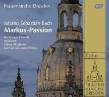 Johann Sebastian Bach (1685-1750): Markus-Passion nach BWV 247, CD