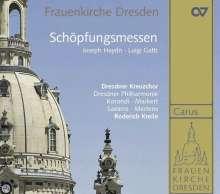 Luigi Gatti (1740-1817): Schöpfungsmesse A-Dur, CD