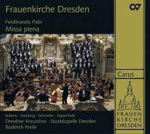 Ferdinando Paer (1771-1839): Missa piena d-moll, CD