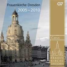 Frauenkirche Dresden 2005-2010 (Carus-Sampler), CD
