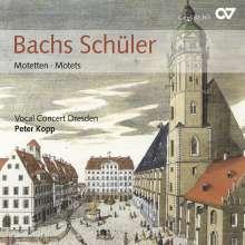 Bachs Schüler - Motetten, CD