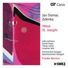 Jan Dismas Zelenka (1679-1745): Missa Sancti Josephi ZWV 14, CD