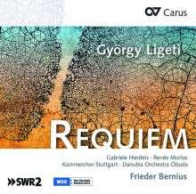 György Ligeti (1923-2006): Requiem, CD