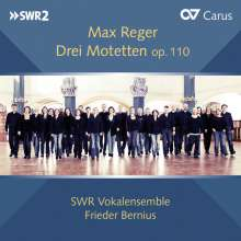 Max Reger (1873-1916): 3 Motetten op.110, CD