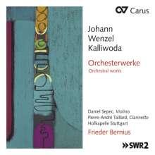 Johann Baptist Wenzel Kalliwoda (1801-1866): Orchesterwerke, CD