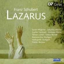 Franz Schubert (1797-1828): Lazarus D.689 (oder: Die Feier der Auferstehung), CD