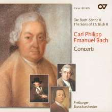 Carl Philipp Emanuel Bach (1714-1788): Symphonie in d Wq.177, CD