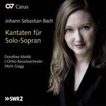 Johann Sebastian Bach (1685-1750): Kantaten BWV 199 & 204, CD