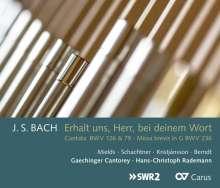 Johann Sebastian Bach (1685-1750): Missa brevis BWV 236, CD