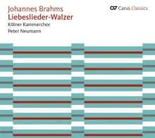 Johannes Brahms (1833-1897): Liebeslieder-Walzer opp.52a & 65a, CD