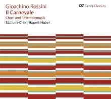 """Gioacchino Rossini (1792-1868): Les Peches de ma Vieillesse (Auszüge - """"Il Carnevale""""), CD"""