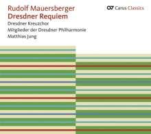 Rudolf Mauersberger (1889-1971): Dresdner Requiem, CD