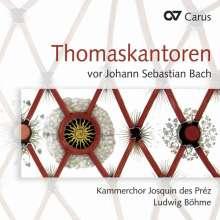 Thomaskantoren vor Johann Sebastian Bach, CD