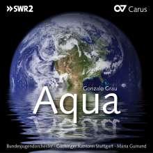 Gonzalo Grau (geb. 1972): Aqua, CD
