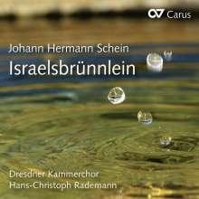 Johann Hermann Schein (1586-1630): Israels Brünnlein 1623, 2 CDs
