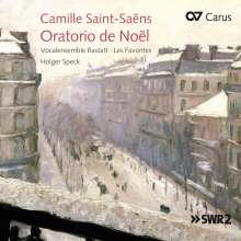 Camille Saint-Saens (1835-1921): Oratorio de Noel op.12, CD
