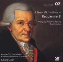 Michael Haydn (1737-1806): Requiem B-Dur, SACD