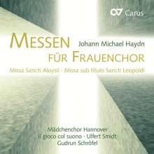 Michael Haydn (1737-1806): Messen für Frauenchor, CD