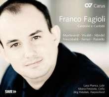 Franco Fagioli - Canzone e Cantate, CD