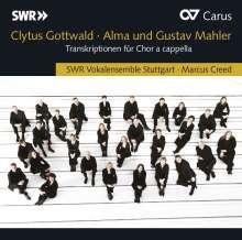 Gustav Mahler (1860-1911): Chorwerke a cappella (Transkriptionen), CD