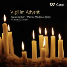 Vigil im Advent, CD