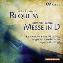 Charles Gounod (1818-1893): Requiem in C, CD